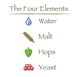 The Four Elements of Beer (list)