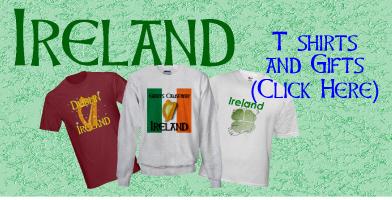 Fun Ireland T-Shirts and Gifts