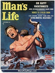 MAN'S LIFE, Sept. 1956 -