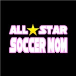All Star Soccer Mom