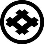 Rhombic well frame (I-geta)
