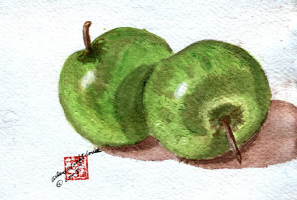 Arlene's Granny Smith Apples