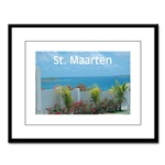 St. Maarten Seascape-by Khoncepts