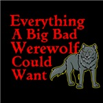 Werewolf Could Want/red