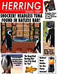 Trashy Penguin Tabloid