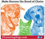 Make Rescues The Breed of Choice!