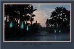 Dawn on Lava Lamp Swamp
