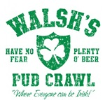 Walsh's Irish Pub Crawl