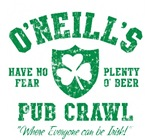 O'Neill's Irish Pub Crawl