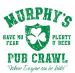 Murphy's Irish Pub Crawl
