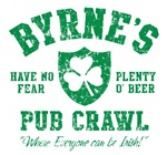 Byrne's Irish Pub Crawl
