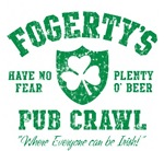 Fogerty's Irish Pub Crawl
