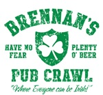 Brennan's Irish Pub Crawl