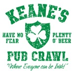 Keane's Irish Pub Crawl