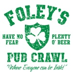 Foley's Irish Pub Crawl