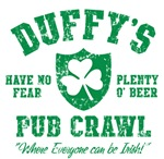 Duffy's Irish Pub Crawl