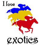 I Love Exotics