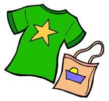 Clothing, Apparel, & Totes