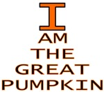 I am the Great Pumpkin!