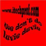 we don't do luvie duvie everywhere