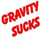 gravity sucks everywhere