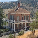 Mackay Mansion Virginia City NV