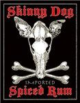Skinny Dog Spiced Rum