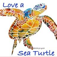 Love a Sea Turtle