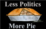 Less Politics, More Pie