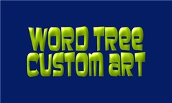 WORD TREE ART T-Shirts & Items
