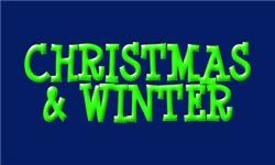 CHRISTMAS & WINTER T-Shirts & Items