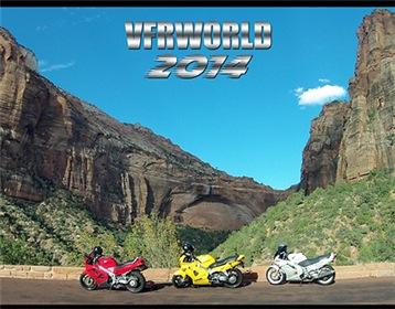 2014 VFRworld Calendar