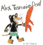 Alex Tasmanian Devil