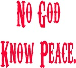 No God, Know Peace