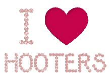 I (Heart) Hooters