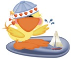 Duck - Sailboat