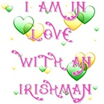 I am in Love with an Irishman