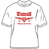 Wingman: taking it for the team