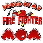 Proud of my Firefighter Mom