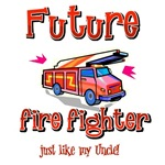 Furture Firefighter just like my Uncle