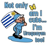 Not only am I cute I'm Uruguayan too!
