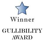 The Gullibility Award