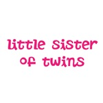 Little Sister of Twins