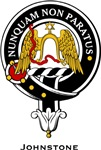 Johnstone Clan Crest Badge