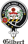 Gilbert Clan Crest Badge