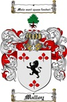 Malloy Coat of Arms / Malloy Family Crest