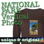 National Park T-Shirts: Vertical Photo