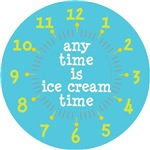 ICE CREAM TIME tees and gifts