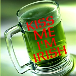 Kiss Me I'm Irish Gifts