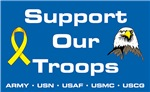 Support Our Troops Clothing & Gifts